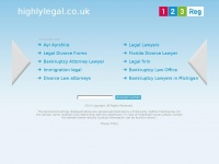 Highlylegal.co.uk
