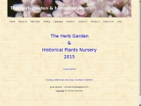 historicalplants.co.uk
