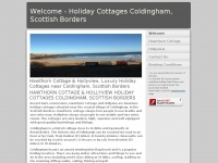 holidaycoldingham.co.uk