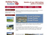 holidayparks-scotland.co.uk