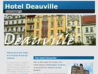 hotel-deauville.co.uk