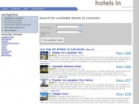 hotels-in-leicester.co.uk