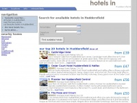hotelsinhuddersfield.co.uk