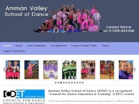 Ammanvalleyschoolofdance.co.uk