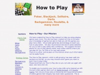 how-to-play.co.uk