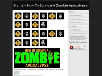 howtosurviveazombieapocalypse.co.uk