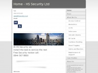 hssecurity.co.uk