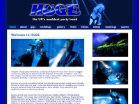 hugepartyband.co.uk