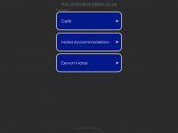 thecafeporlockweir.co.uk