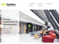 hunterscontracts.co.uk