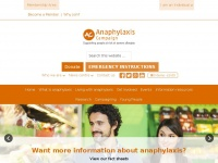 anaphylaxis.org.uk