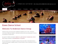 Andersondancegroup.co.uk