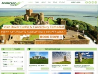 andersontours.co.uk