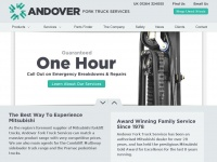 andoverforktruckservices.co.uk