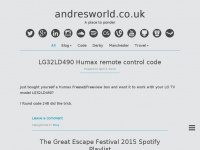 andresworld.co.uk