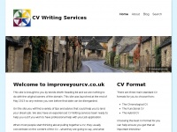 improveyourcv.co.uk