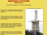 independent-scaffolding.co.uk