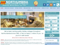 northumbria-cottages.co.uk