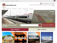 internationalrail.co.uk