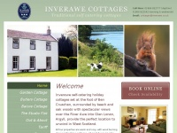 inverawe-cottages.co.uk