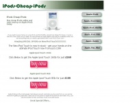 ipods-cheap-ipods.co.uk