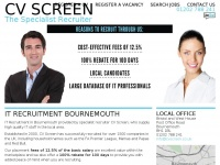 Itrecruitmentbournemouth.co.uk