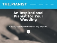 pianistwedding.co.uk