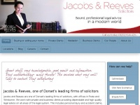 Jacobsreeves.co.uk