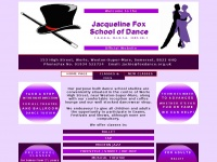 jacquelinefoxschoolofdance.co.uk