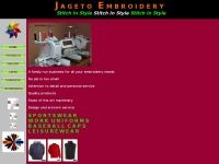 Jageto-embroidery.co.uk