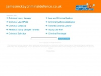 Jamesmckaycriminaldefence.co.uk