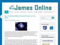 jamesonline.co.uk