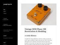 josephsprint.co.uk