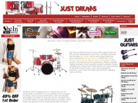just-drums.co.uk