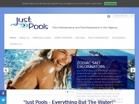 justpoolsalgarve.co.uk