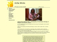 anitawickshomeopathy.co.uk