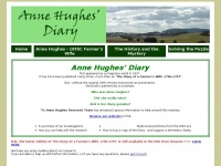 annehughesdiary.co.uk
