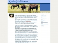 kerbeck-fell-ponies.co.uk
