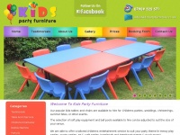 kidspartyfurniture.co.uk