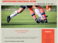 Knutsfordfootballclub.co.uk