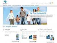 Kobayashihealthcare.co.uk
