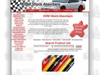 koni-shock-absorbers.co.uk