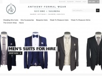 anthonyformalwear.co.uk