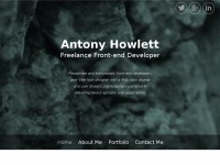 anthowlett.co.uk