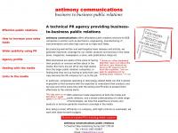 antimony.co.uk