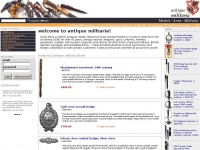 antique-militaria.co.uk