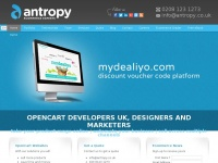 antropy.co.uk