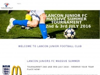 lanconjfc.co.uk