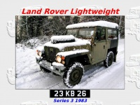 land-rover-lightweight.co.uk