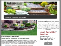 landscapingservices.org.uk